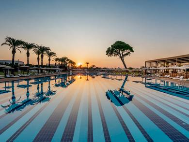 Summer Vibes At The Office - Belek