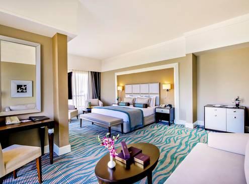 Three Bedroom Senior Suite